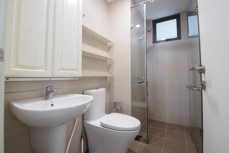 Toilet 1 Cho thuê căn hộ Masteri Thảo Điền tầng cao, 2PN, đầy đủ nội thất