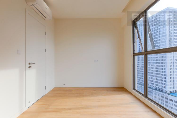 Phòng Ngủ 2 Căn hộ Masteri Millennium tầng cao view sông, 2PN, nội thất cơ bản