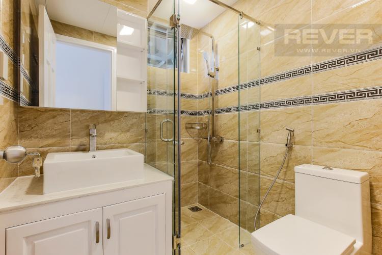 Phòng Tắm 1 Căn hộ The Gold View 2 phòng ngủ tầng thấp A2 hướng Tây Nam