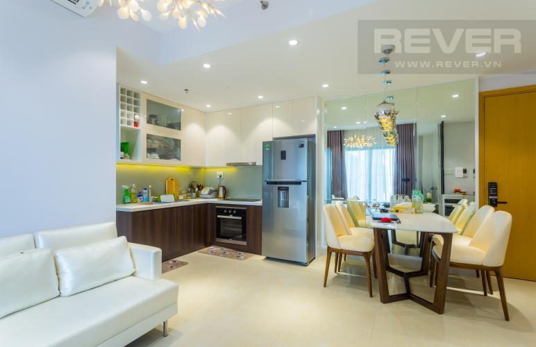 Tổng Quan Bán căn hộ Masteri Thảo Điền tầng cao, 2PN, đầy đủ nội thất, view đẹp