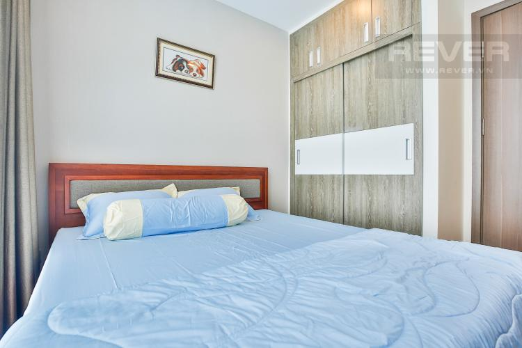Phòng ngủ 1 Căn hộ The Park Vinhomes Central Park tầng cao tháp P1 mát mẻ