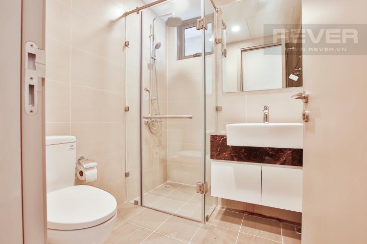 Toilet 1 Căn hộ The Gold View 2 phòng ngủ hướng Tây Bắc tầng trung A2