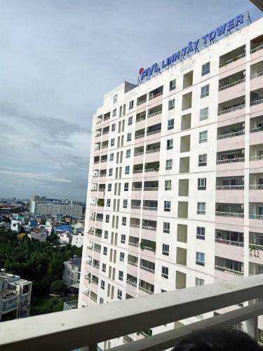 Căn hộ Linh Tây Tower, Thủ Đức Căn hộ Căn hộ Linh Tây Tower tầng 12 nội thất đầy đủ hiện đại