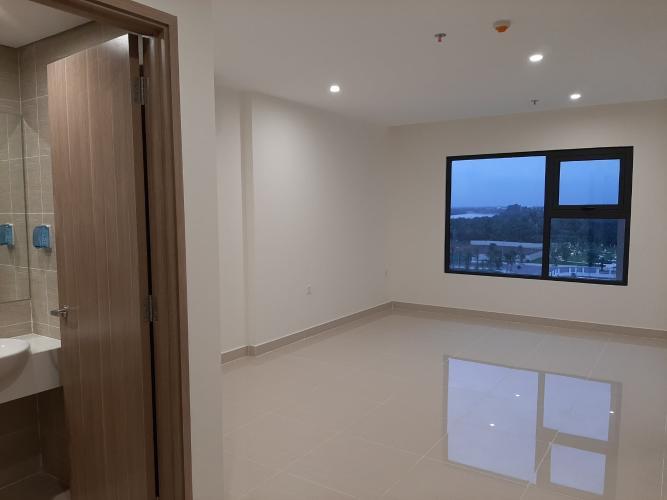 phòng khách  căn hộ Vinhomes Grand Park Căn hộ Vinhomes Grand Park tầng cao view thành phố thoáng mát.