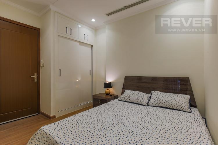 Phòng Ngủ 2 Bán căn hộ Officetel Vinhomes Central Park 2 phòng ngủ tầng thấp tháp Landmark 3, đầy đủ nội thất cao cấp