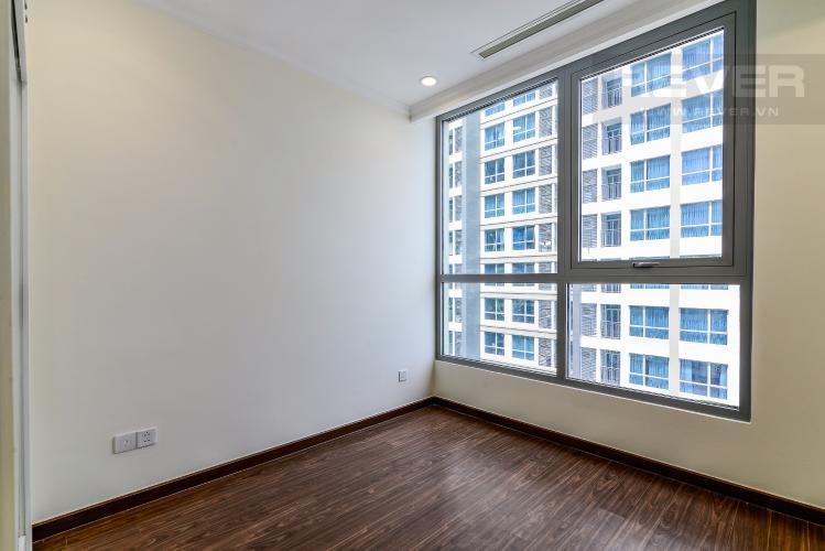 Phòng Ngủ 2 Căn hộ Vinhomes Central Park 3 phòng ngủ tầng cao L5 hướng Tây Bắc