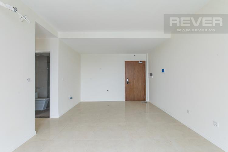 Phòng Bếp Bán căn hộ Masteri Millennium tầng cao, view sông 2PN