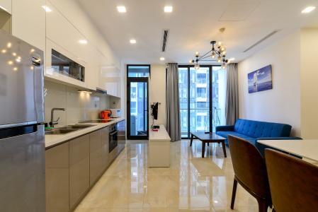 Bán căn hộ Vinhomes Golden River 1PN, tầng thấp, tháp The Luxury 6, view sông thoáng mát