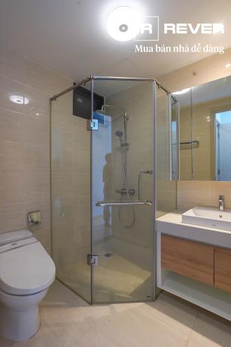 Phòng tắm căn hộ NEW CITY THỦ THIÊM Căn hộ New City Thủ Thiêm 2 phòng ngủ tầng thấp tháp BB đầy đủ nội thất