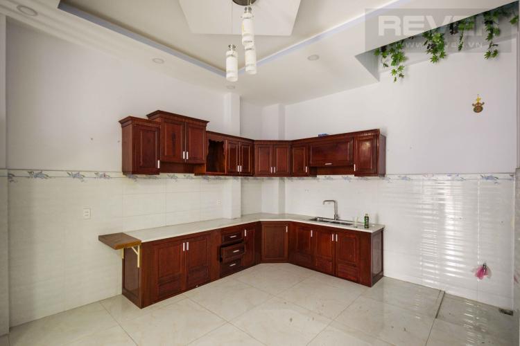 Bếp Bán nhà phố 4 tầng đường Nguyễn Trung Nguyệt, Q2, diện tích đất 186m2, cách đường Nguyễn Duy Trinh 150m