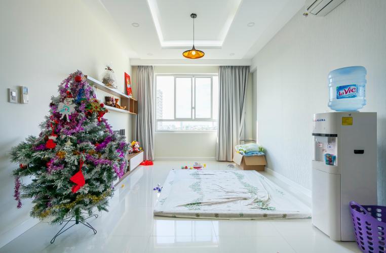 Tổng Quan Căn hộ Tropic Garden 2 phòng ngủ tầng thấp C2 nội thất đầy đủ