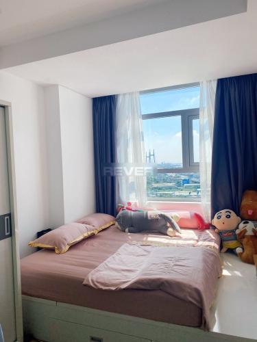 Phòng ngủ căn hộ LuxCity, Quận 7 Căn hộ Luxcity đầy đủ nội thất tiện nghi, view thành phố thoáng mát.
