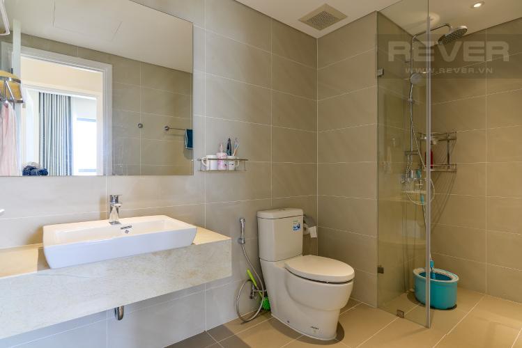 Phòng Tắm 2 Bán căn hộ Diamond Island - Đảo Kim Cương 2PN, tháp Canary, đầy đủ nội thất, view sông thoáng mát