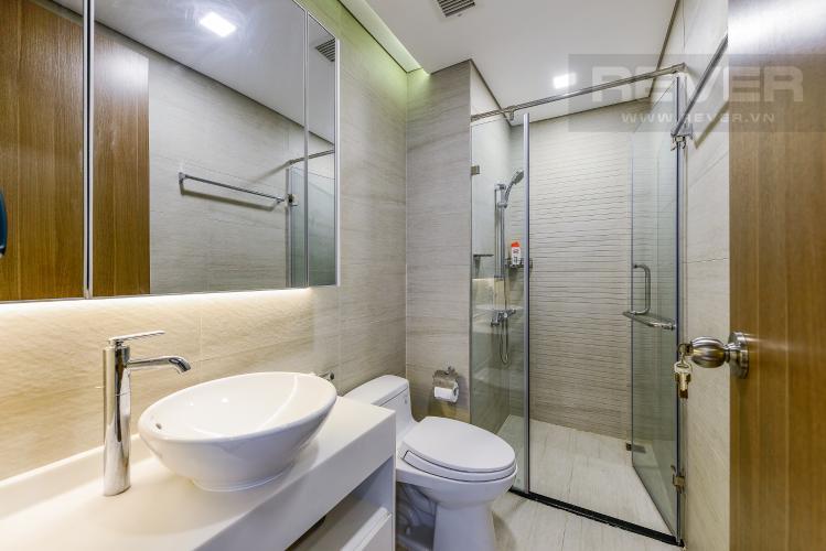 Phòng tắm 2 Căn hộ Vinhomes Central Park tầng trung, tháp Park 5, 2 phòng ngủ, view sông