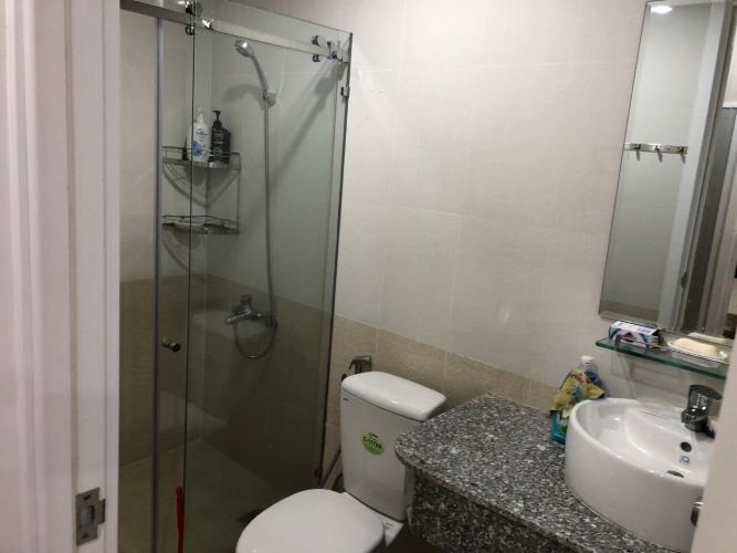 Phòng tắm City Gate, Quận 8 Căn hộ City Gate tầng cao, trang bị nội thất đầy đủ.