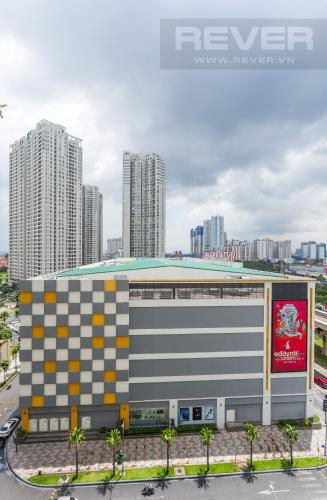 View Cho thuê căn hộ Masteri Thảo Điền tầng trung, 2PN, tháp T1, đầy đủ nội thất