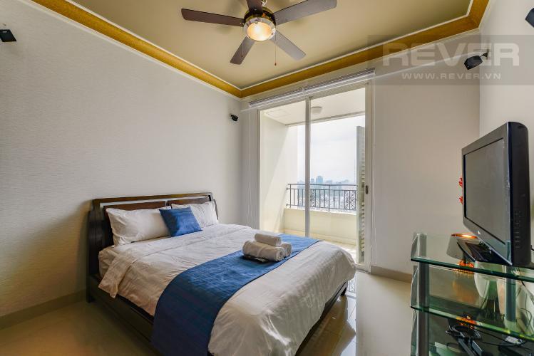Phòng ngủ 4 Penthouse The Manor 4 phòng ngủ tầng cao AW nội thất đầy đủ