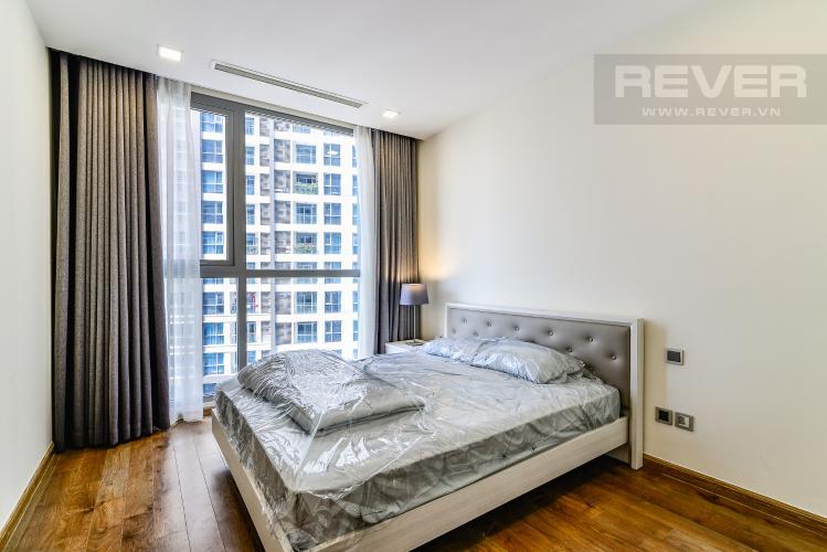 Phòng Ngủ 2 Căn hộ Vinhomes Central Park 2 phòng ngủ tầng trung P3 view sông