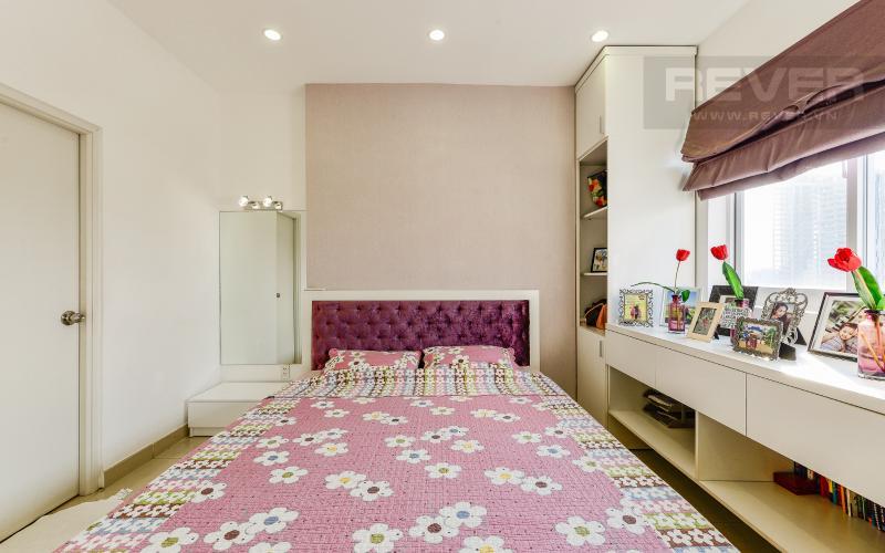 Phòng ngủ 1 Căn hộ Chung cư SGC 2 phòng ngủ, đầy đủ nội thất