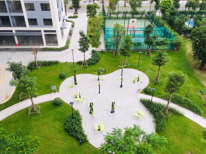 tiện ích Vinhomes Grand Park Căn hộ Vinhomes Grand Park 2 phòng ngủ ban công đón gió