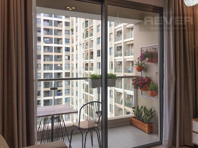 View Phòng Khách Bán căn hộ The Gold View 2PN, tầng cao, diện tích 80m2, view kênh Bến Nghé và thành phố
