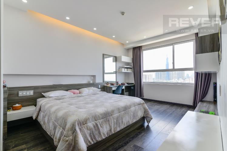 Phòng Ngủ 1 Bán căn hộ Tropic Garden 2PN, đầy đủ nội thất, view sông Sài Gòn và Landmark 81