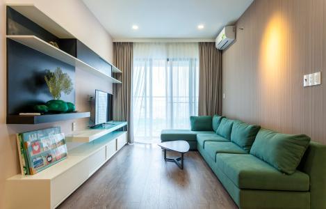 Căn hộ Scenic Valley tầng cao 3 phòng ngủ đầy đủ nội thất, tiện nghi