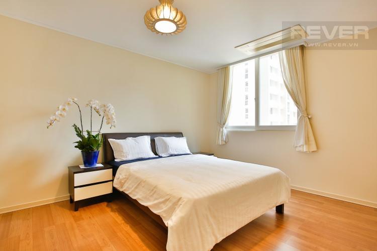 Phòng Ngủ 2 Căn hộ Imperia An Phú 3 phòng ngủ tầng thấp C1 nội thất hiện đại