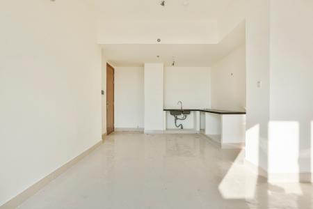 Căn hộ The Park Residence 2 phòng ngủ tầng thấp B5 nhà trống