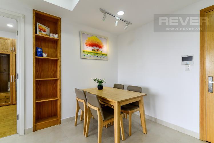 Phòng Ăn Bán căn hộ Masteri Thảo Điền 2PN, tháp T3, đầy đủ nội thất, view cây xanh mát mẻ