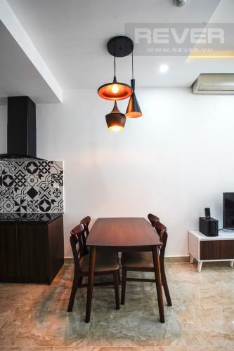 Phòng Ăn Cho thuê căn hộ Sunrise Riverside 2PN, tầng thấp, diện tích 70m2, đầy đủ nội thất