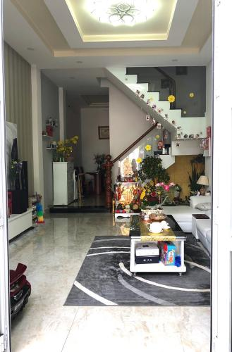 Nhà phố Tam Bình Thủ Đức Bán nhà phố 1 trệt 3 lầu đường số 7 Tam Bình, Thủ Đức