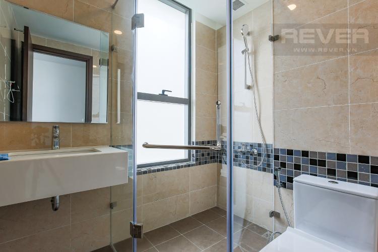 Phòng Tắm 1 Căn hộ The Tresor 3 phòng ngủ tầng trung TS1 view sông