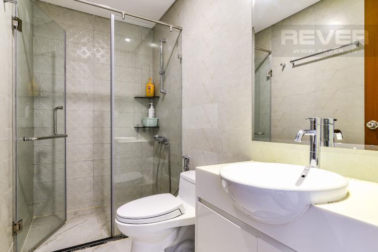 Phòng Tắm Căn hộ Vinhomes Central Park 2 phòng ngủ tầng cao L1 nội thất đầy đủ