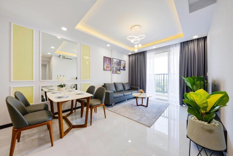 Cho thuê căn hộ Orchard Parkview 3PN, tầng cao, đầy đủ nội thất, gần sân bay Tân Sơn Nhất
