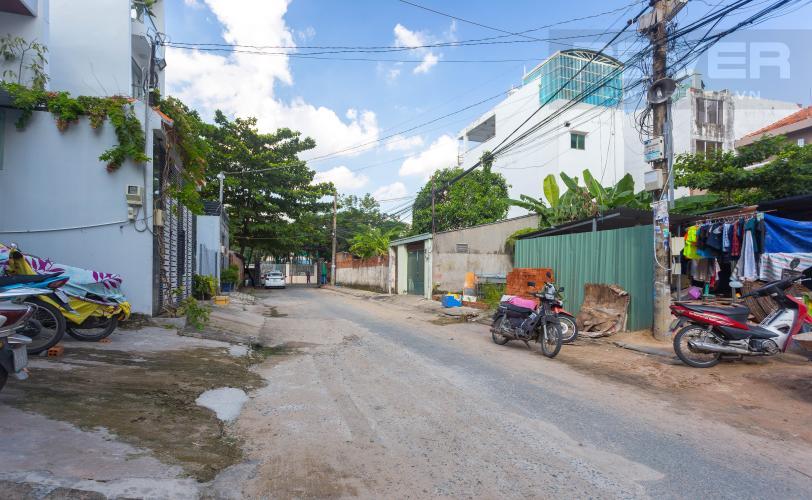 Đường Vào Cho thuê nhà phố An Phú, Quận 2 3PN đầy đủ nội thất