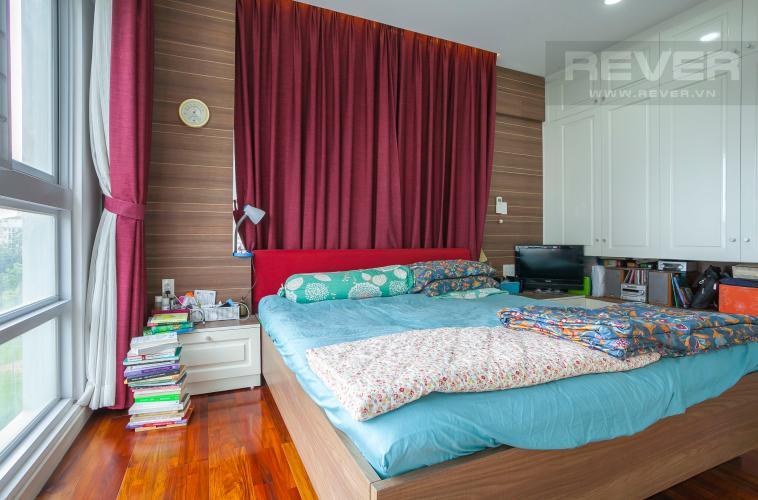 Phòng Ngủ 3 Căn hộ Happy Valley tầng thấp 3 phòng ngủ thiết kế đẹp, tiện nghi