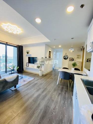 Bán căn hộ view Landmark, Masteri Thảo Điền đầy đủ nội thất.