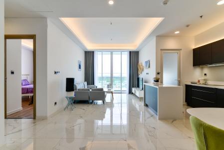 Bán hoặc cho thuê căn hộ Sarina Condominium 3PN, tầng thấp, đầy đủ nội thất, diện tích 127m2