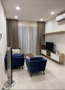Bán căn hộ Masteri Millennium tầng trung, diện tích 67.59m2 - 2 phòng ngủ, đầy đủ nội thất