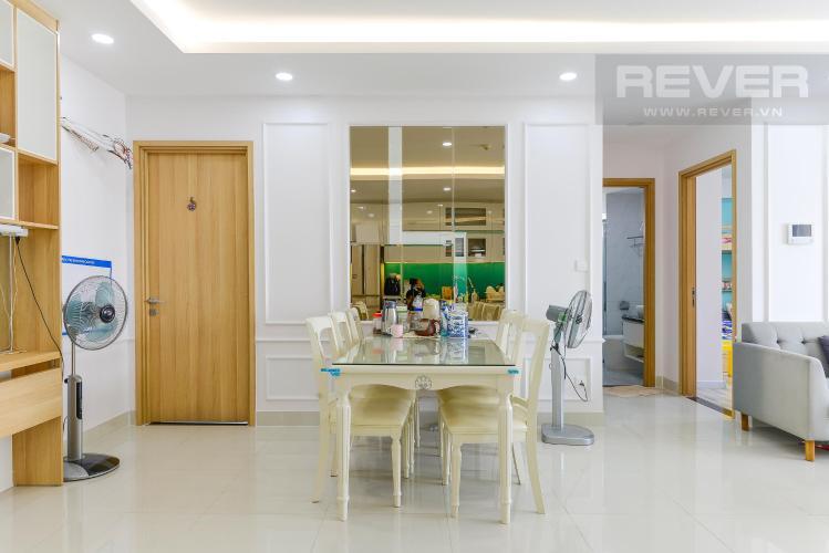 can-ho-THE-GOLD-VIEW Cho thuê căn hộ The Gold View 3 phòng ngủ, tầng cao, diện tích 117m2, đầy đủ nội thất