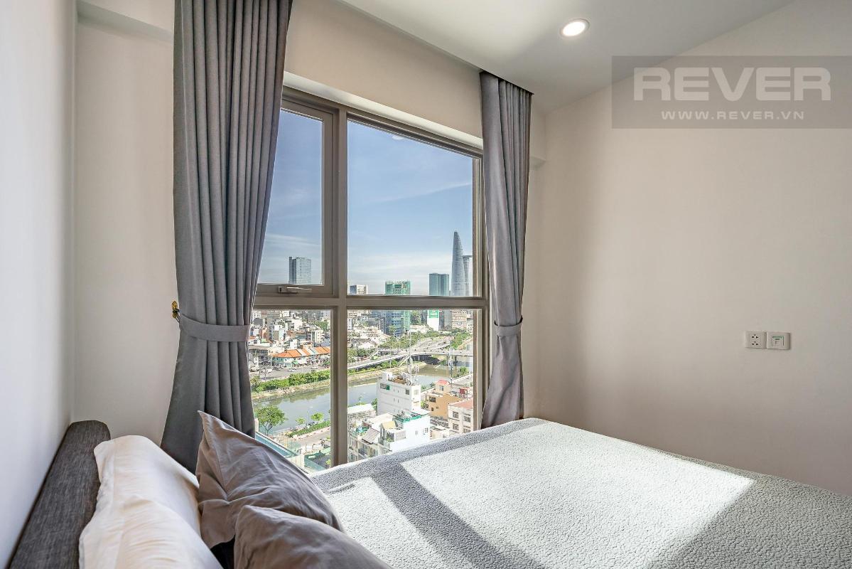 b3e310e6bdaa5bf402bb Bán căn hộ Masteri Millennium 2 phòng ngủ, block B, đầy đủ nội thất, view Bitexco