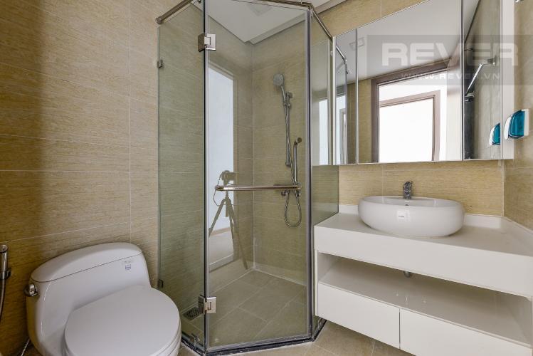 Phòng tắm 2 Căn góc Vinhomes Central Park 3 phòng ngủ tầng cao Park 5