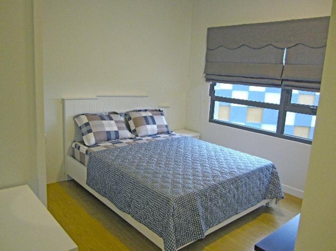 Phòng ngủ Masteri Thảo Điền Quận 2 Căn hộ Masteri Thảo Điền ban công hướng Đông Nam, view nội khu.