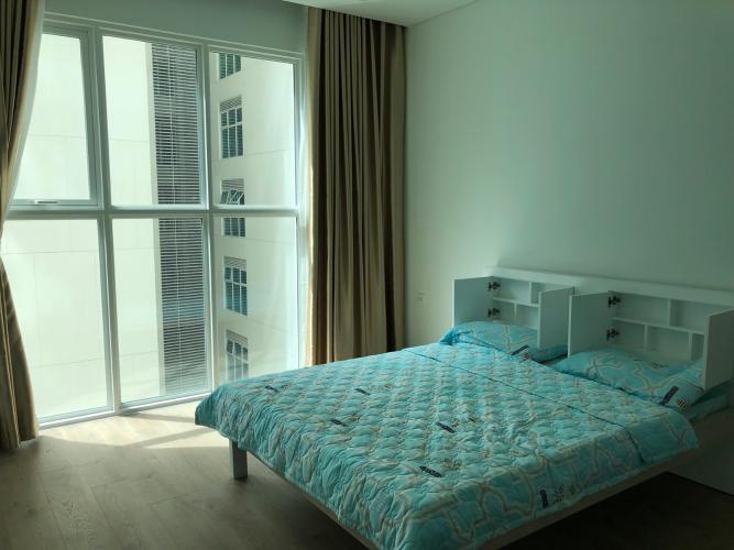 Phòng ngủ Sarimi Sala Đại Quang Minh, Quận 2 Căn hộ Sarimi Sala Đại Quang Minh đầy đủ nội thất, view sông.