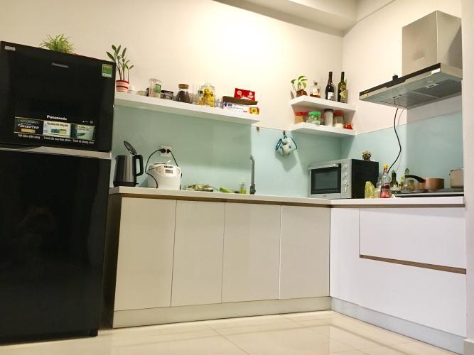 Bếp căn hộ RICHSTAR Bán căn hộ RichStar Tân Phú 2PN, diện tích 65m2, đầy đủ nội thất, view thành phố