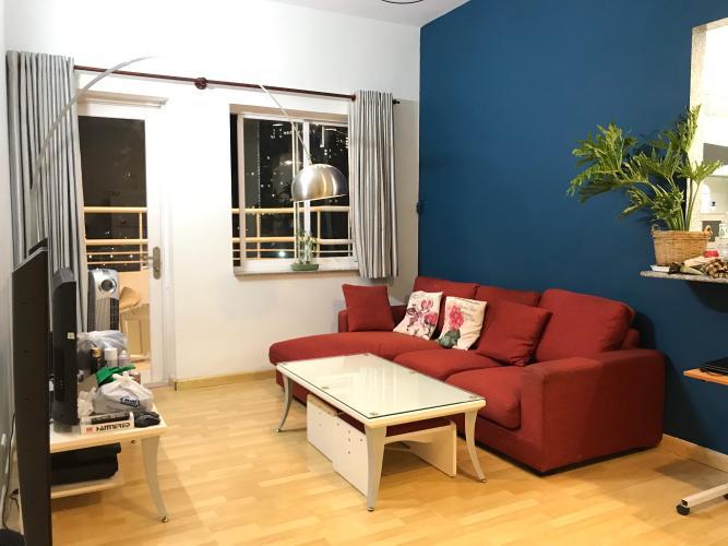 Bán căn góc chung cư Ngô Tất Tố đầy đủ nội thất, view Landmark 81
