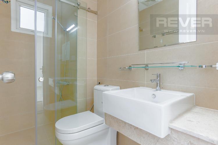 Phòng Tắm 2 Căn hộ Florita 2 phòng ngủ tầng thấp tháp C nhà trống