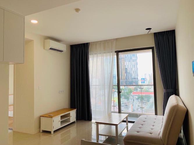 Bán căn hộ Masteri Millennium 2 phòng ngủ, diện tích 66m2, đầy đủ nội thất