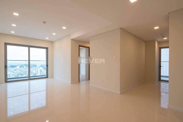 Phòng khách căn hộ River Park Căn hộ chung cư River Park view tầng cao thoáng mát, đầy đủ tiện nghi.